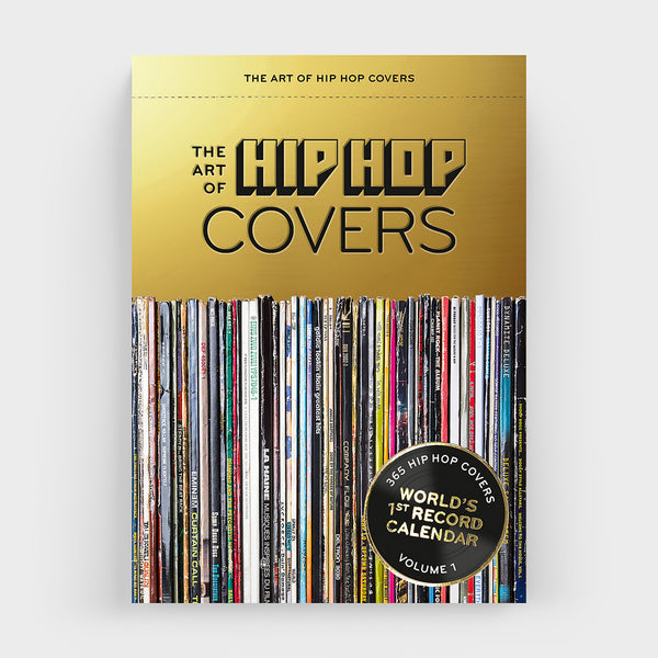Abreißkalender THE ART OF HIP HOP COVERS 2021