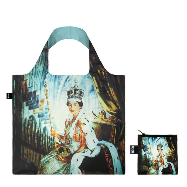 "Shopper ""Queen Elisabeth II"""