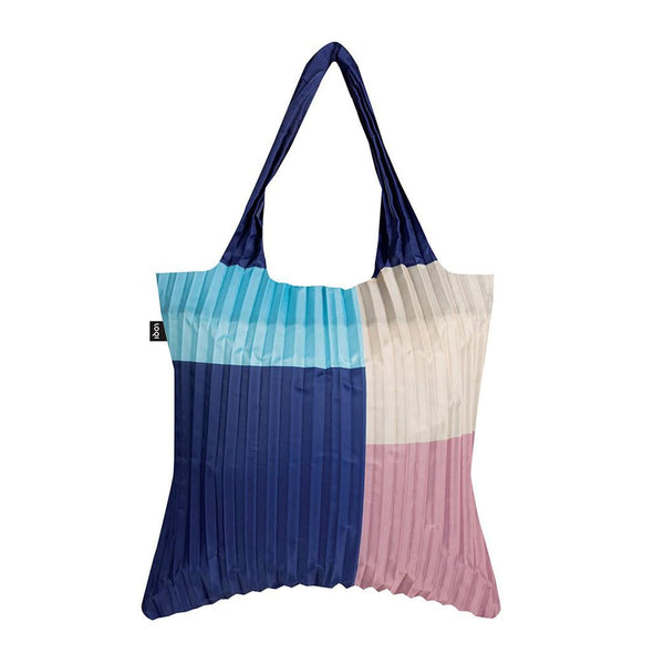 LOQI Shopper  PLEATED CLOUD BAG
