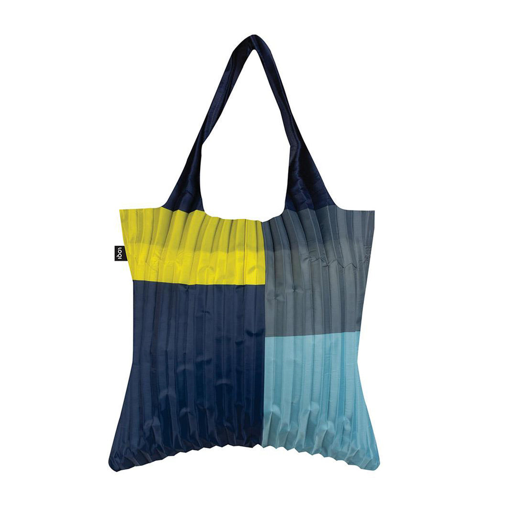 Shopper  PLEATED SUNSHINE BAG