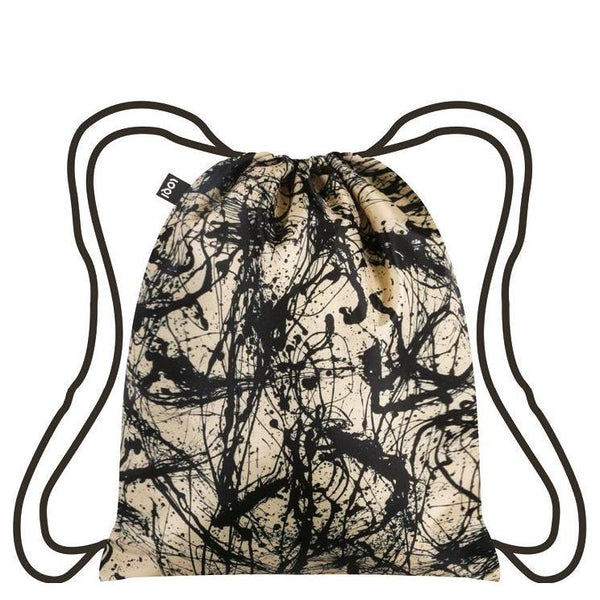 Backpack JACKSON POLLOCK