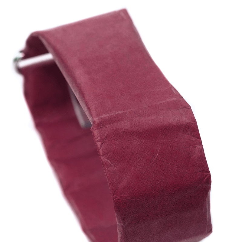 PAPRCUTS Watch Slim BORDEAUX