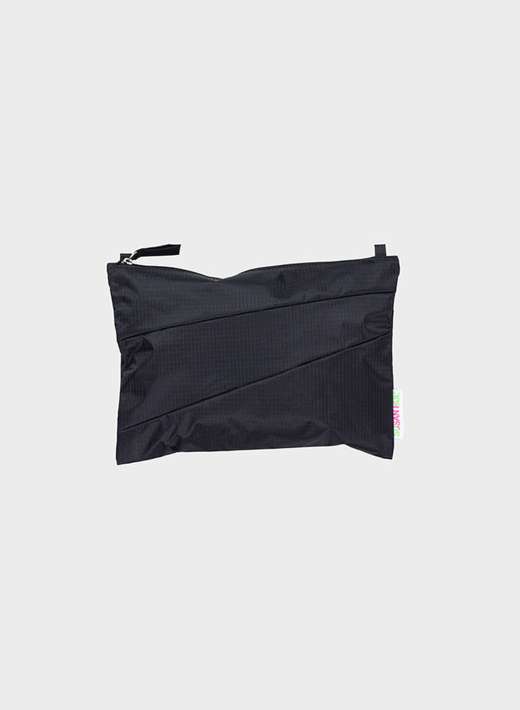 Etui THE NEW POUCH S/M  black & black