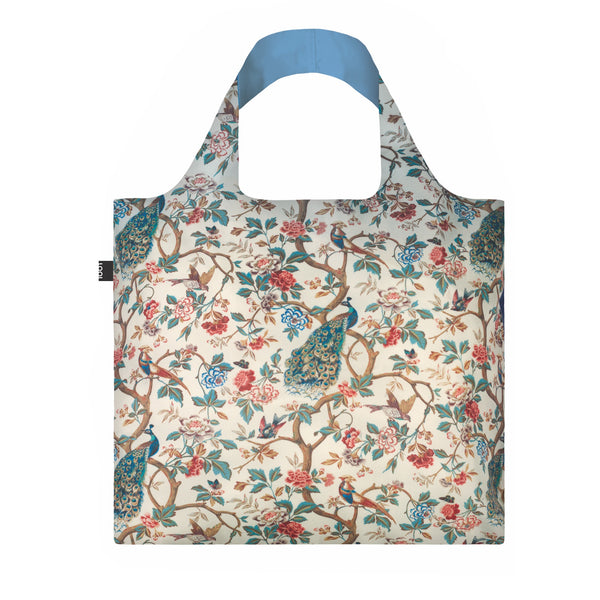 Shopper WALL HANGING PEACOCK & PEONIES