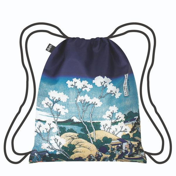 "Backpack ""Hokusai / Fuji from Gotenyama"""