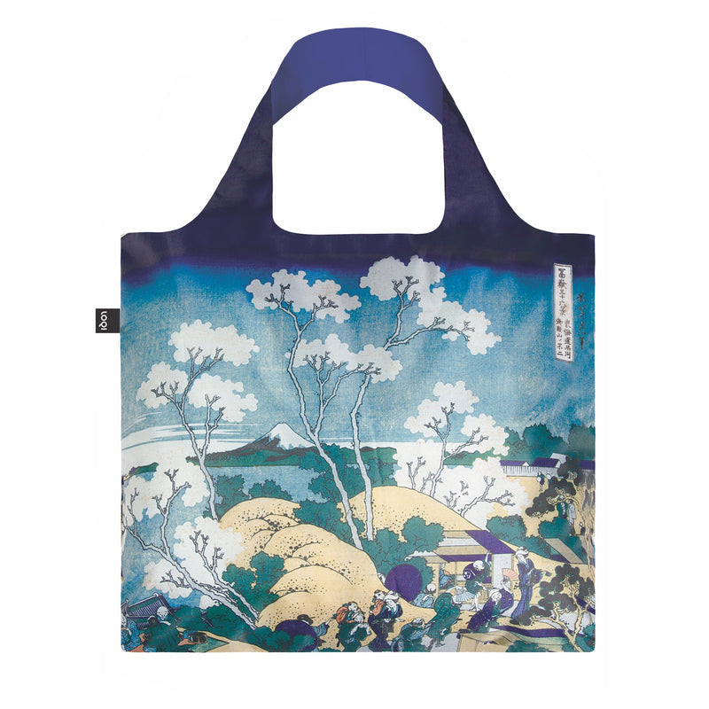 Shopper HOKUSAI / FUJI FROM GOTENYAMA