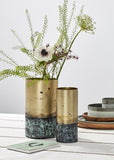 Vase GOLD ANTIK 2er Set