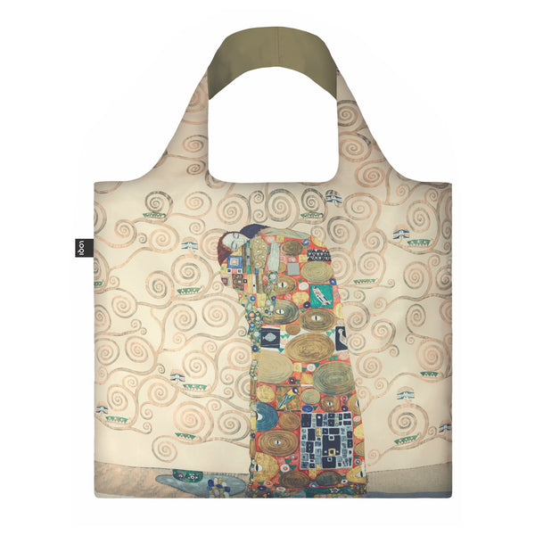 "Shopper ""Gustav Klimt / The Fulfilment"""