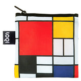 Shopper  PIET MONDRIAN / COMPOSITION RED, YELLOW, BLUE & BLACK