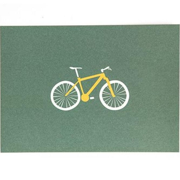 Postkarte MOUNTAINBIKE