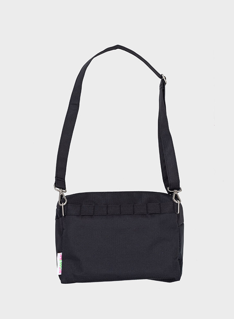 THE NEW BUM BAG M black & black