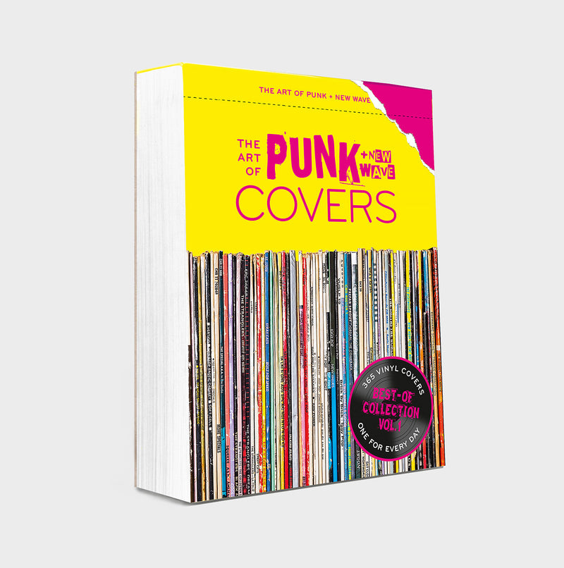 Abreißkalender THE ART OF PUNK + NEW-WAVE COVERS