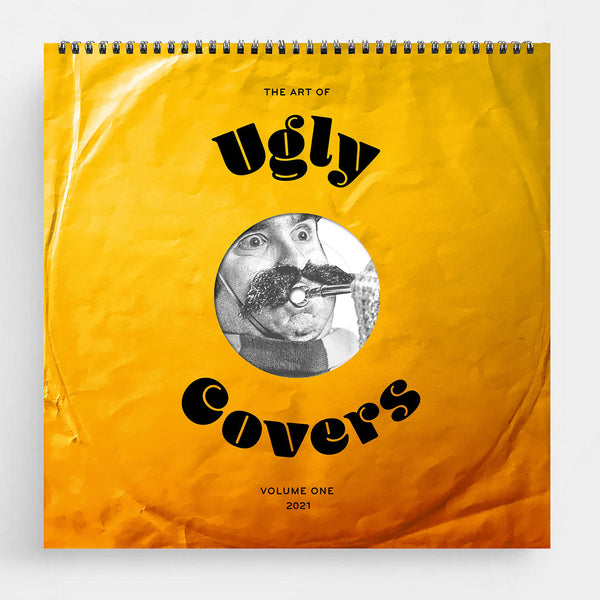 Kalender 2021 THE ART OF UGLY COVERS
