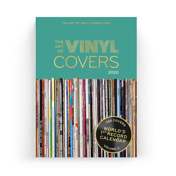 Abreißkalender THE ART OF VINYL COVERS 2020