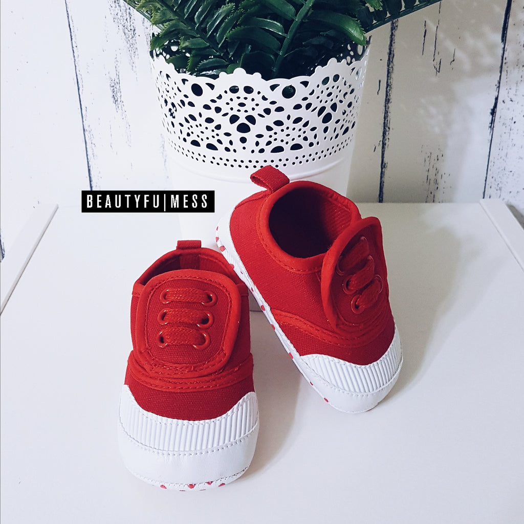 Canvas Sneaks (2 colours)