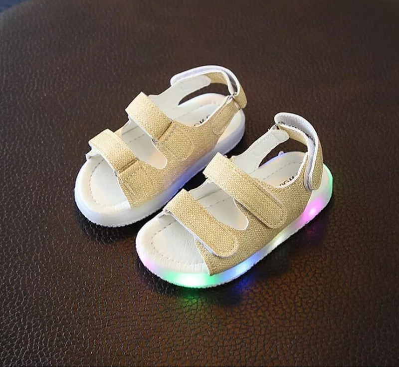 Light-Me-Up Sandals (4 colours)