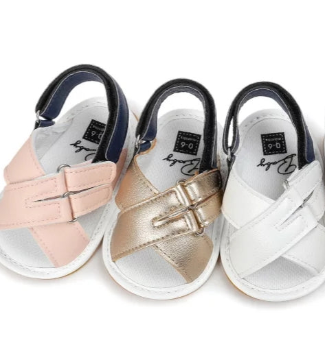 Crossed Sandals (5 colours)