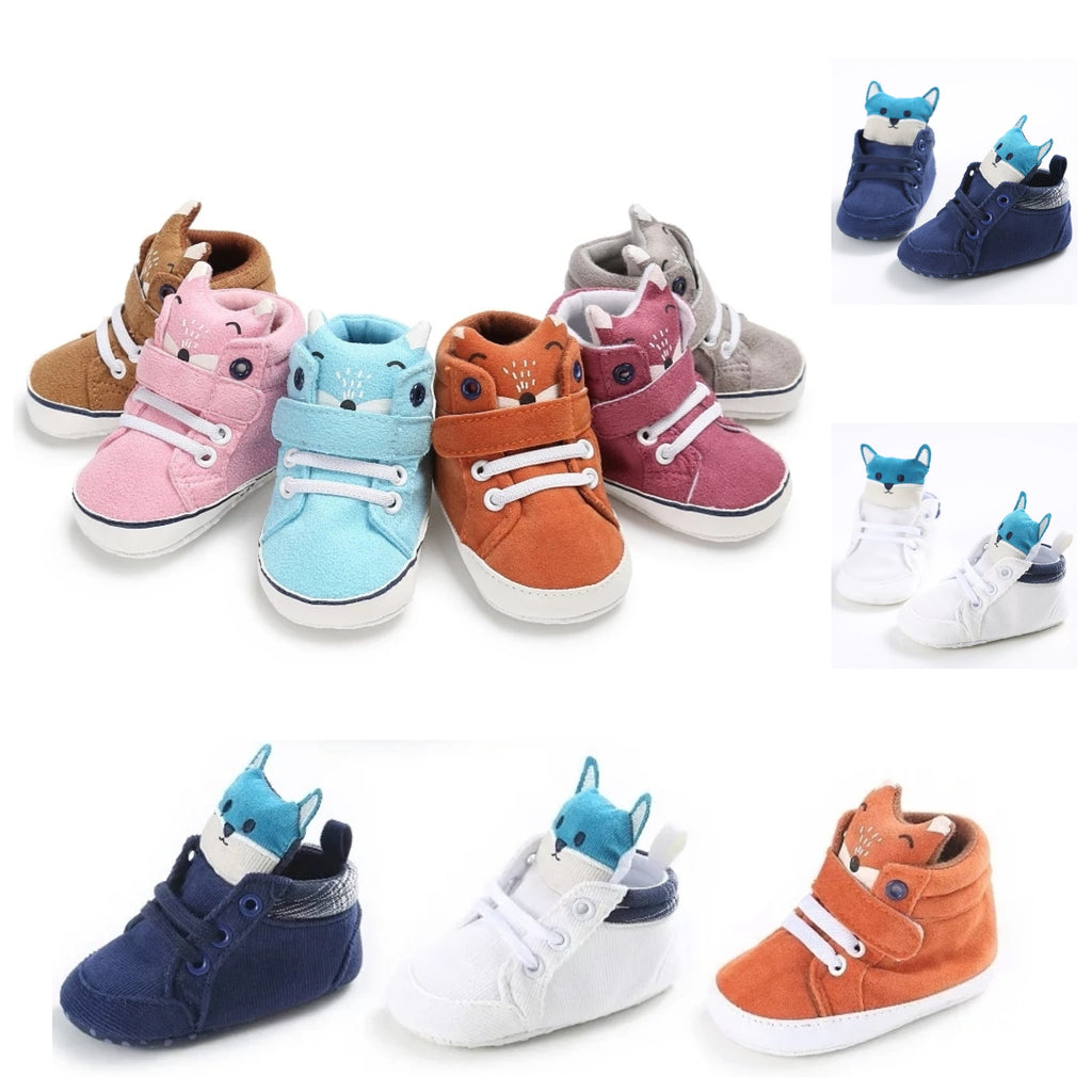 Foxy Sneakers (8 colours)
