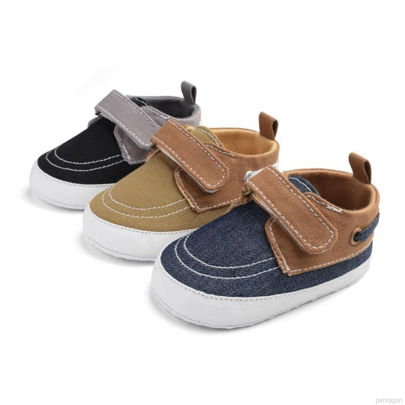 Canvas Kicks (3 colours)