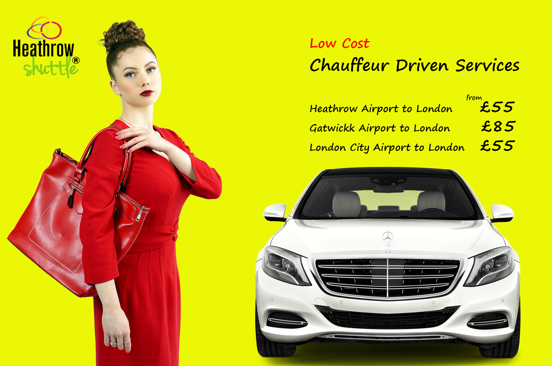 Airport Chauffeur Service to and from London City