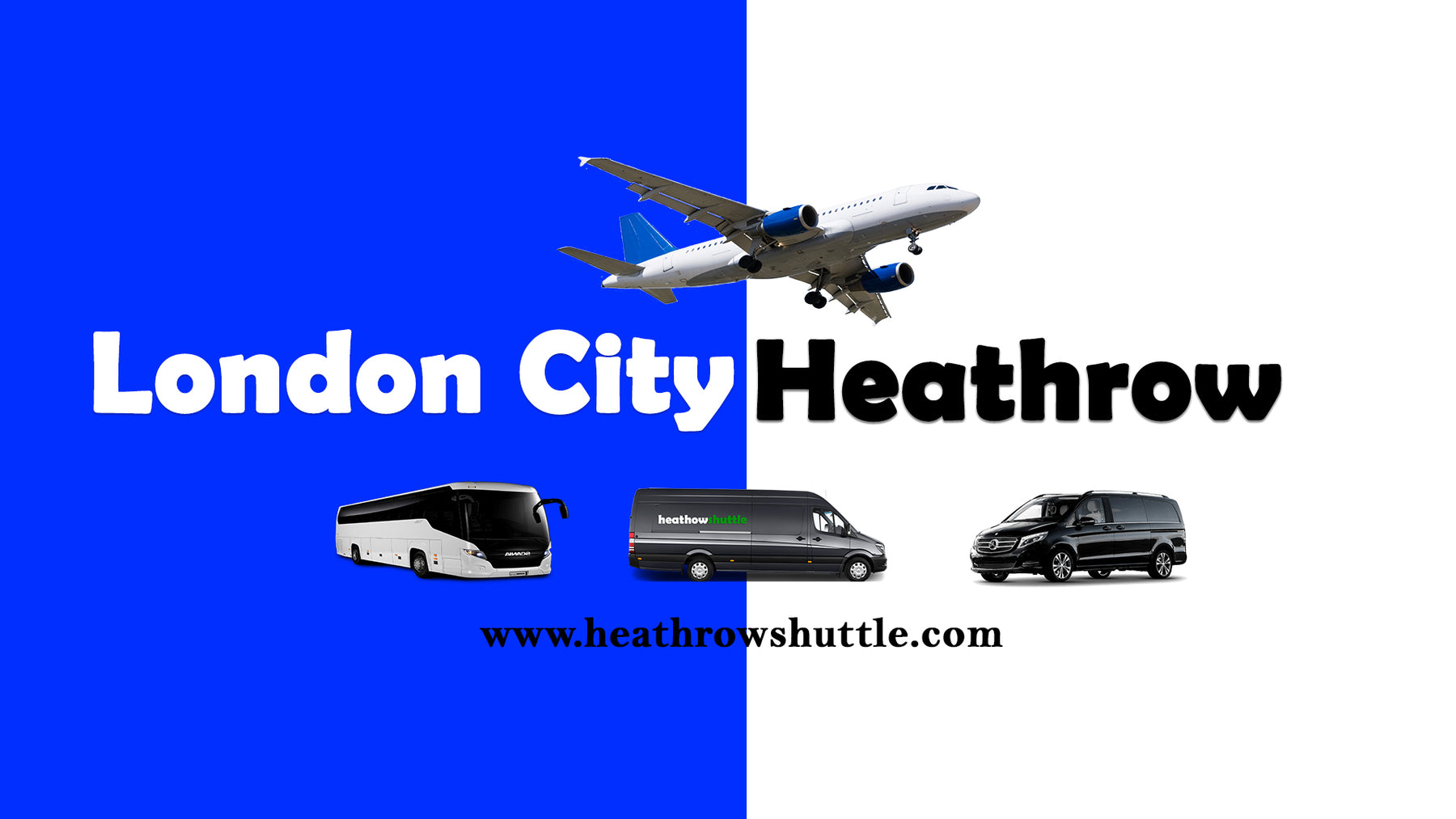 London City to Heathrow