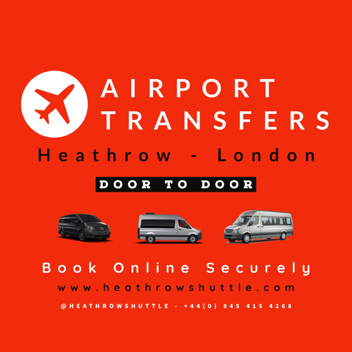 Airport Transfers Heathrow London