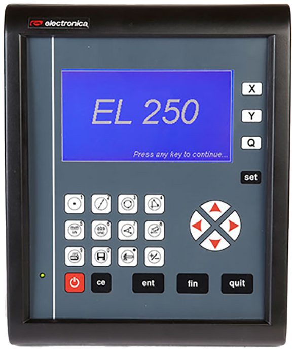EL250 3-axes Inspection DRO