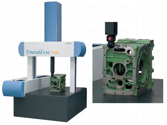 Emerald 7106 Large Capacity CMM