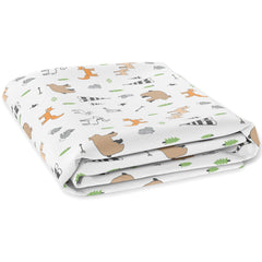 Cotton Jersey Bassinet Fitted Sheets – Woodlands
