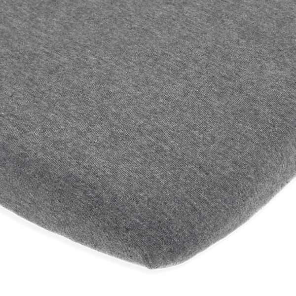 Pack n Play Sheets - Heather Grey