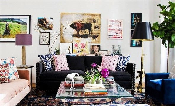 WHIMSICALLY ECLECTIC