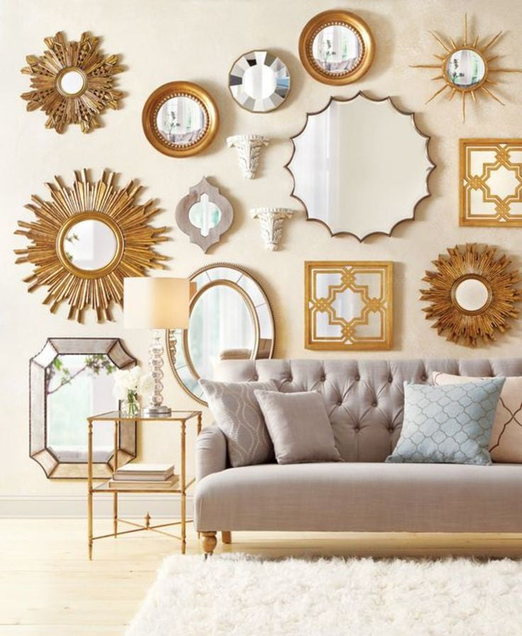 Decorating with Gold - BitsxBobs Guide
