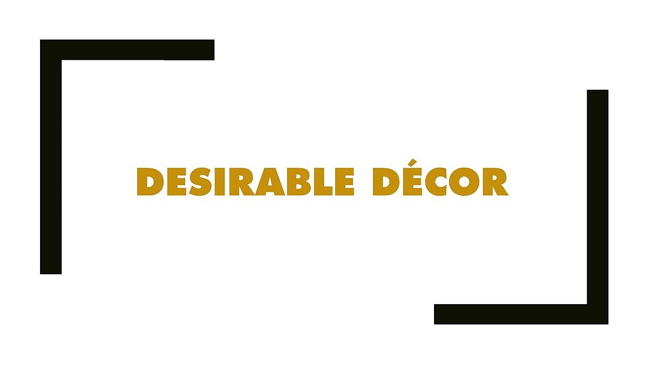 Desirable Decor BitsxBobs