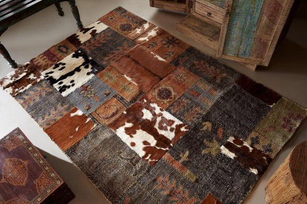 Leather & Natural Hide Rugs