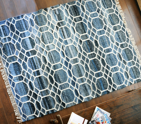 Recycled Denim Rugs