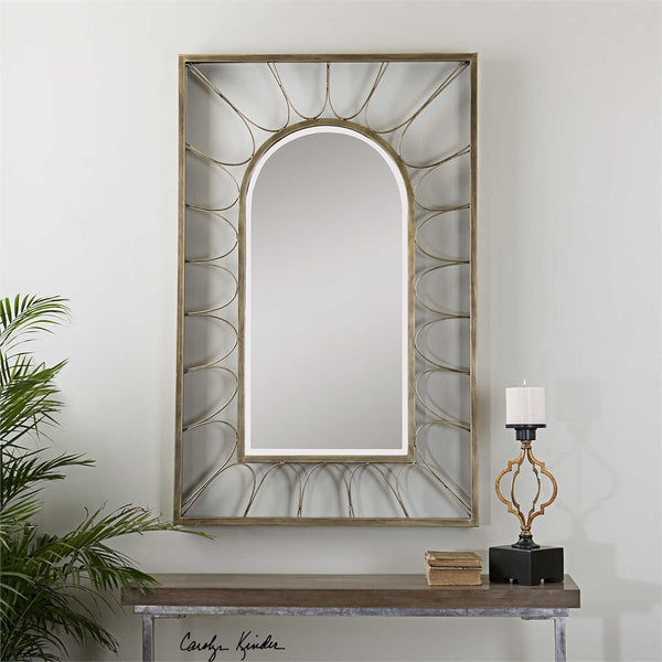 Calvados Golden Arch Mirror