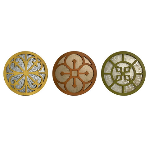 Espejitos Wall Decor, Set of 3