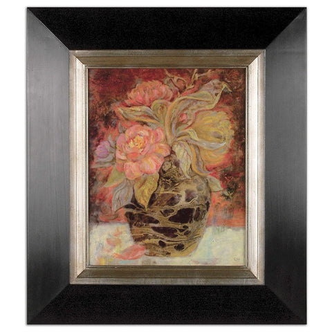 Floribunda, Framed Artwork