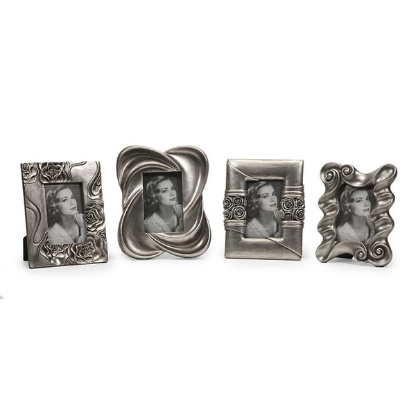 Handsel Silver Frames, Set of 2