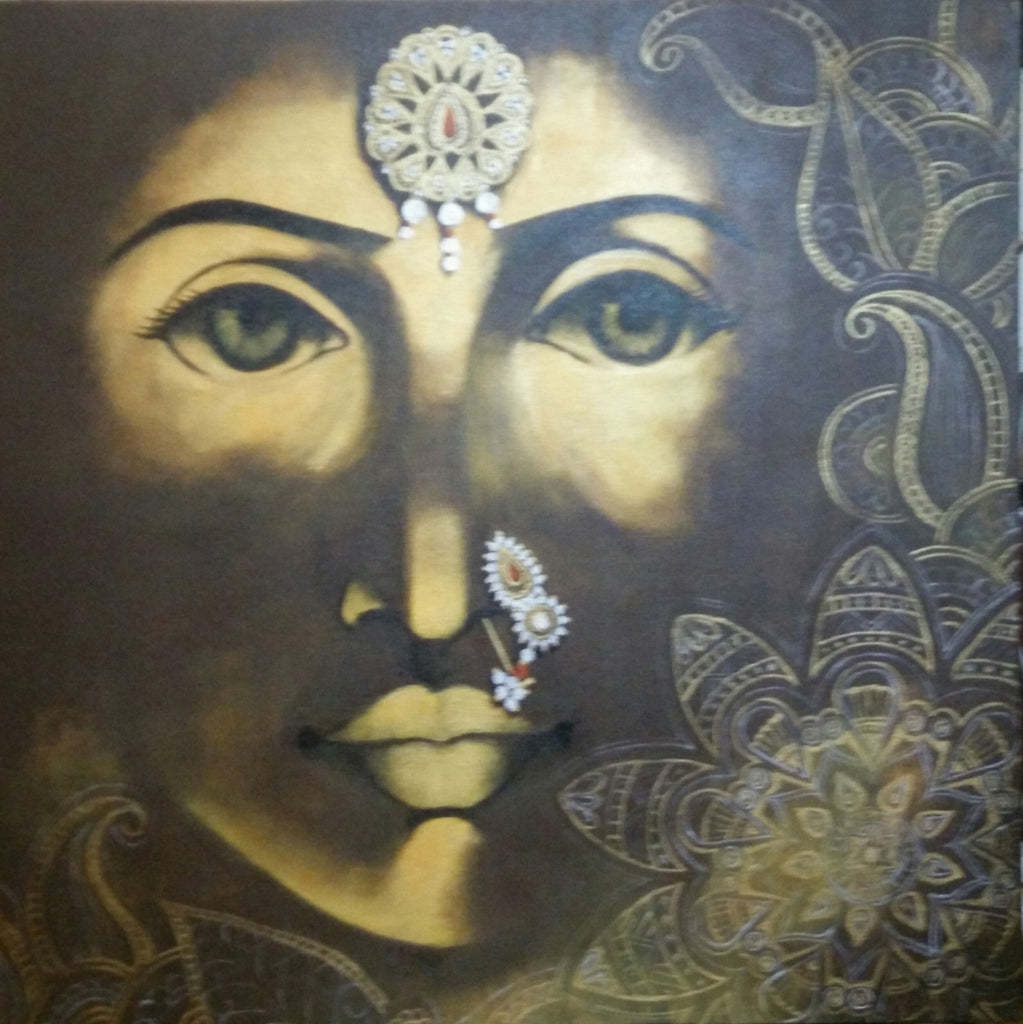ADORNMENT (I), NEETA PATHARE