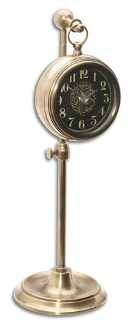 Woodburn, Pocket Watch Style Table Clock