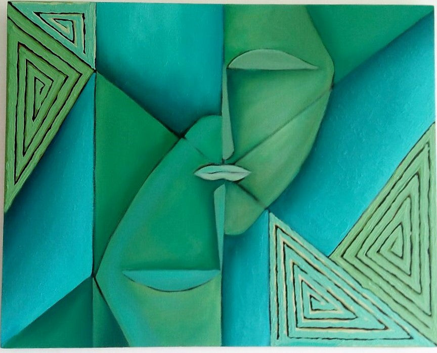 GEOMETRIC ABSTRACT (II), VANDANA SONEJI