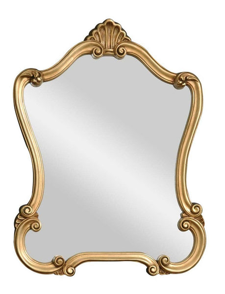 Walton Mirror, Gold