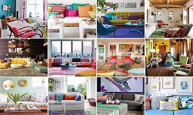 Living with colour