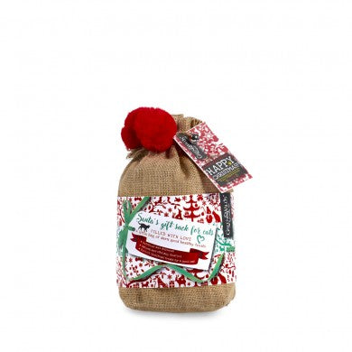 Green & Wilds Cat Santa Sack - Distinctive Pets