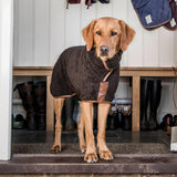 Ruff and Tumble Dog Drying Coat - Country Style