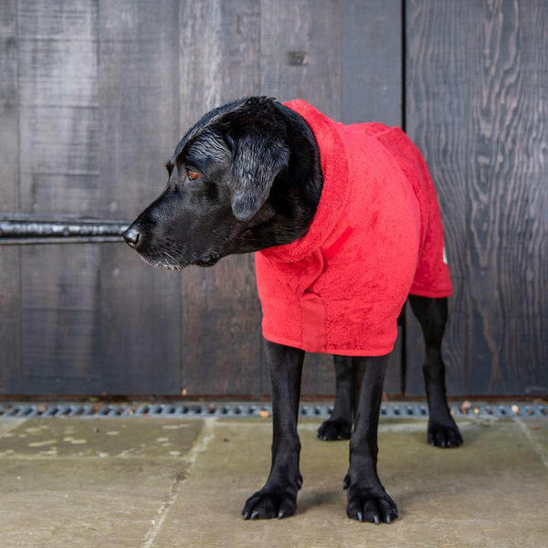 Ruff and Tumble Drying Coat