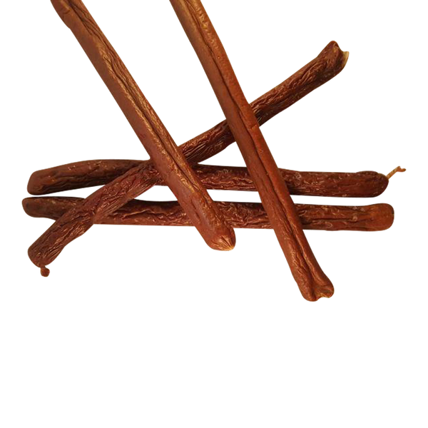 8 inch Venison Sticks - Distinctive Pets