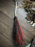 Halloween Mini Besom