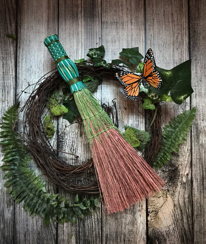 Wildflower Whisk -Stitched